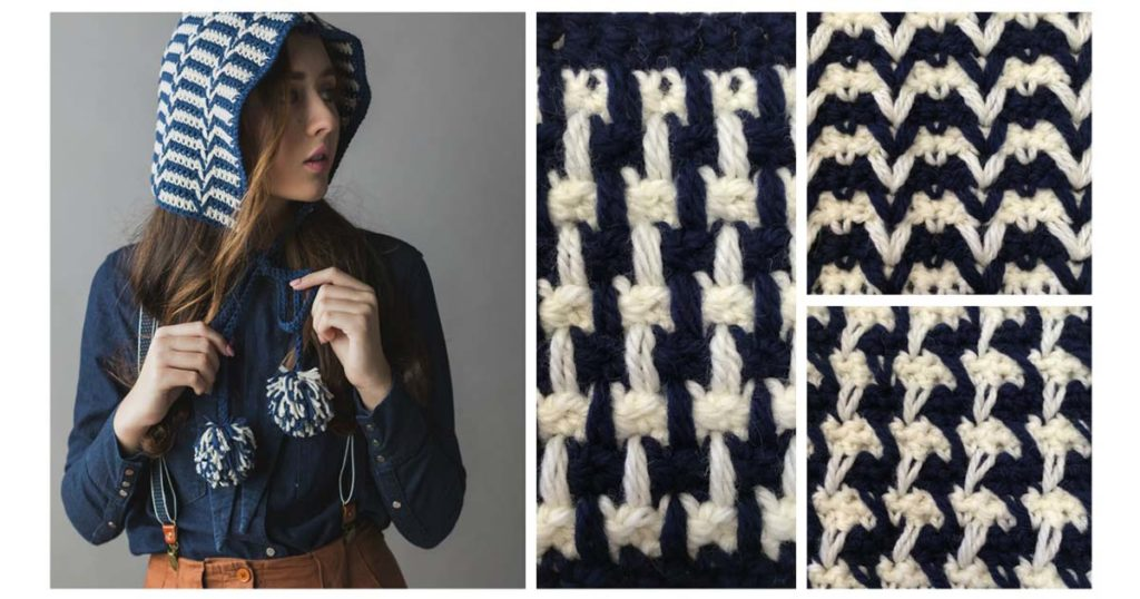 Mosaic Crochet with Lily Chin