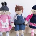 Urban Knit Collection—all errata