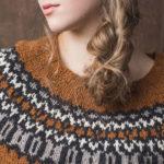 <em>knit.wear</em> Fall/Winter 2018: Cosseted Pullover