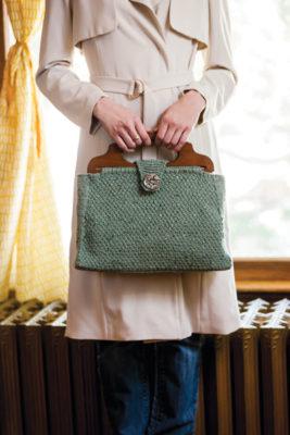 Nancy's Knitting Bag to Knit, Kathy Augustine