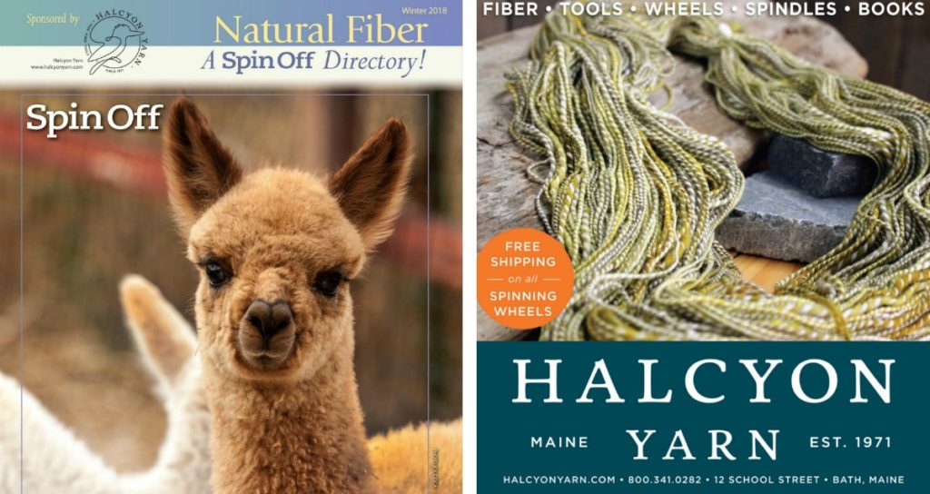 2017/2018 Natural Fiber Directory: Find Natural Fibers for Spinning