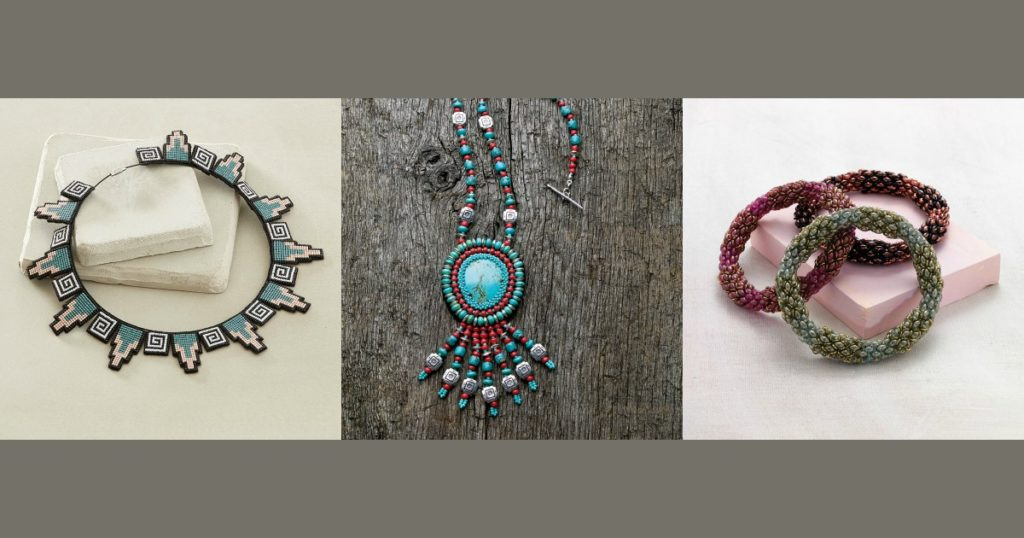 Infuse Your Beadwork with Native American Symbolism