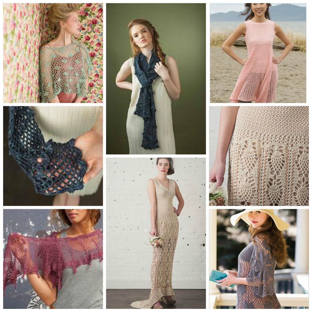 crochet net stitch