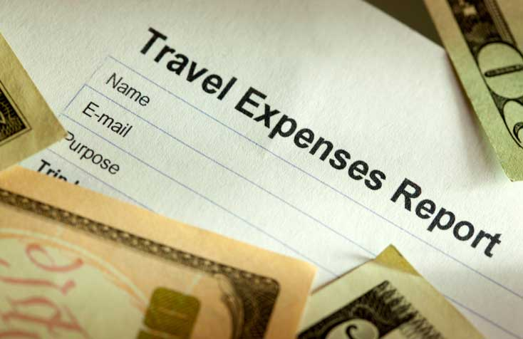 How to Deduct Jewelry Business Trip Expenses