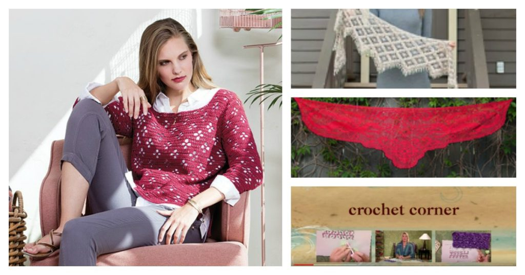 Learn How to Crochet, Spin, and Knit