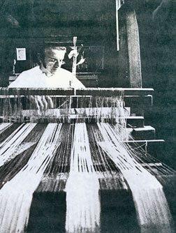 Norman Weaving