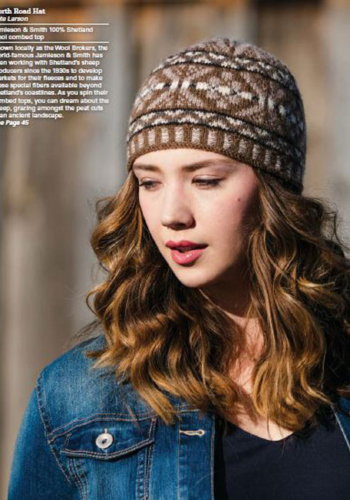 North Road Hat by Kate Larson