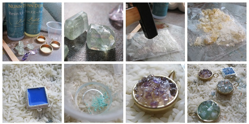 Trash to Treasure: Two Ways to Use Broken Gemstones and
