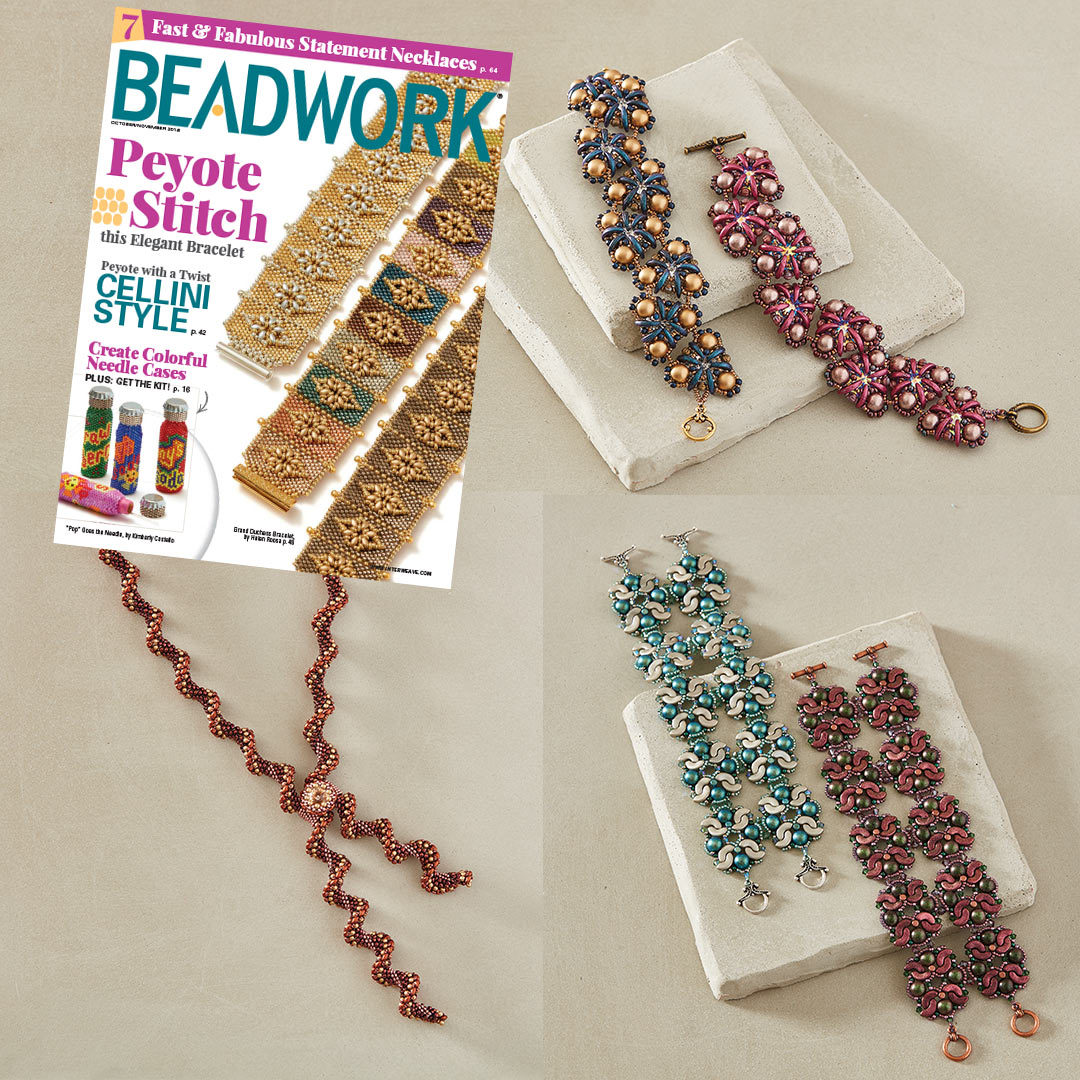 Beadwork 2018 digital collection