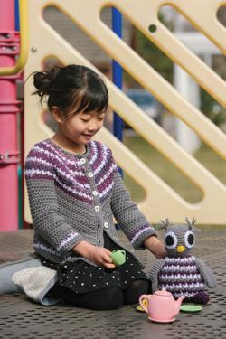 Olivetta Sweater Crochet Pattern