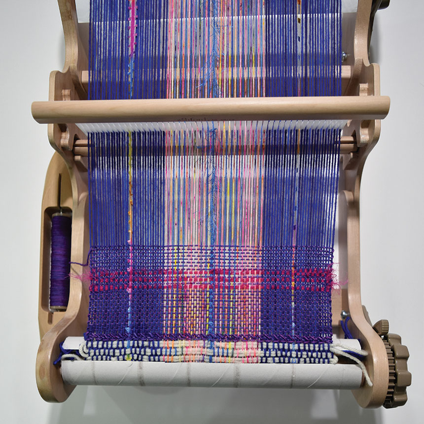 freeform weaving