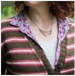 Options Cardigan knitting pattern