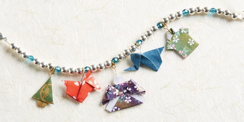 Origami Jewelry Made Easy