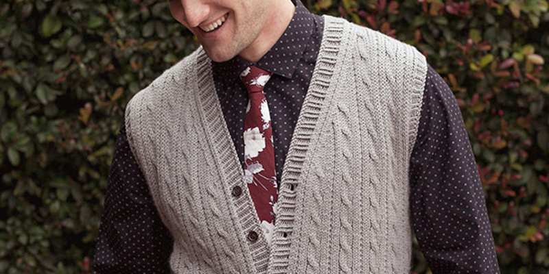Pattern of the Week: Orsino's Vest