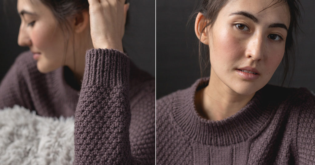 Pattern of the Week: Värma Pullover