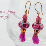 Favorite Project of the Week: Aladdin's Lamp Earrings