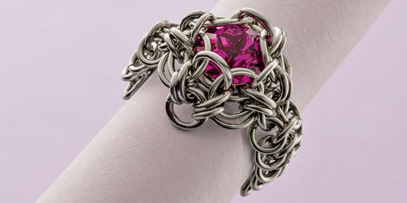 Favorite Project of the Week: Celtic Labyrinth Ring