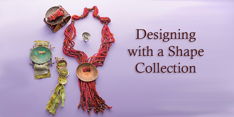 Favorite Project of the Week: Designing Jewelry with a Shape Collection