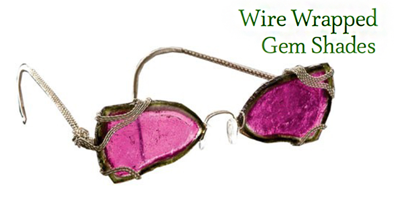 Favorite Project of the Week: Wire Wrapped Gem Shades