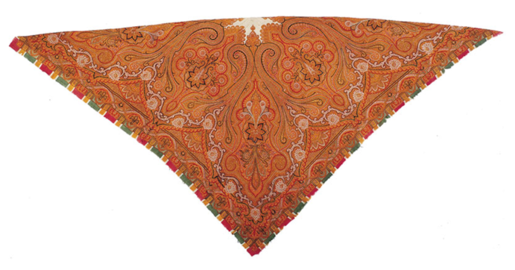 ddee6a24ed2e7 The Unequaled Beauty of Paisley Shawls | Interweave