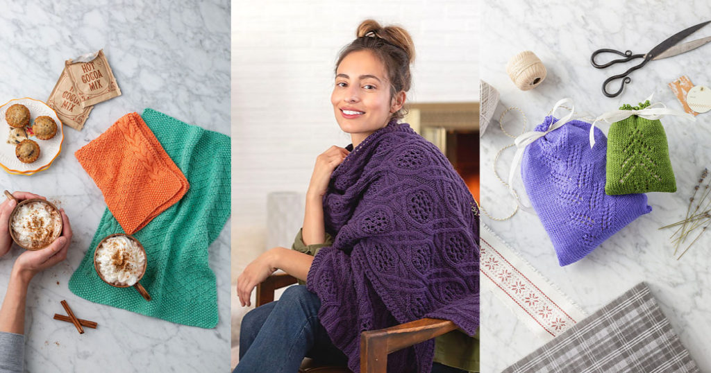 Pamper Yourself with a Knitted Treat