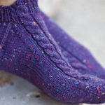 Slip into Knit Slippers