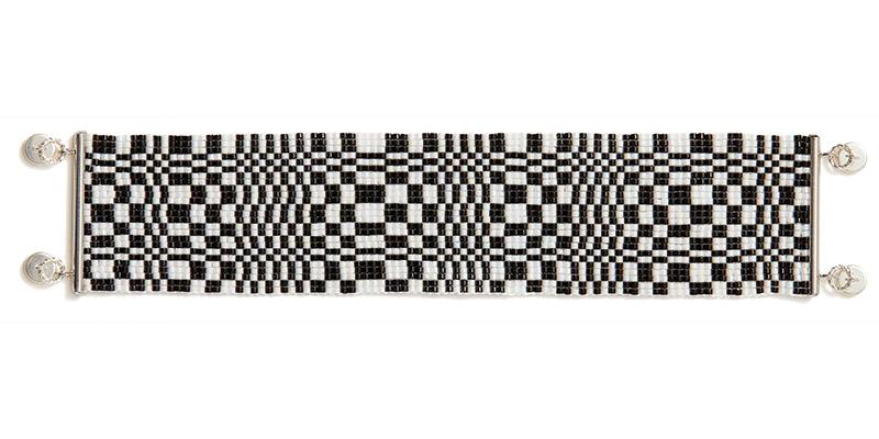 Loomed Illusion Bracelet