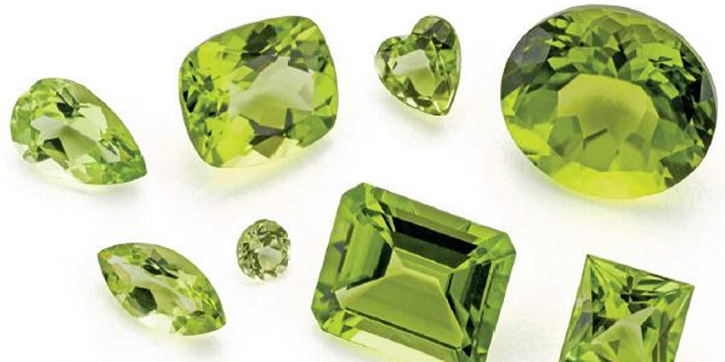 Enhance Your Jewelry Designs with Green Peridot for Spring