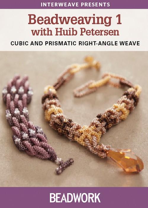 Huib Petersen on Bead Weaving, Nature & Theater