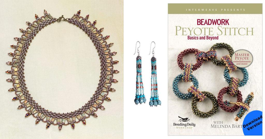 peyote stitch history