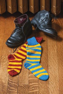 Pippi's Long Stockings to Knit, Mimi Seyferth