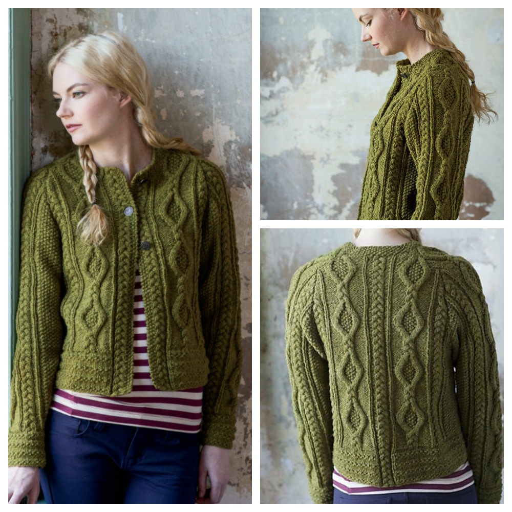 The 10 Most Popular Interweave Knits Cable Knitting Patterns