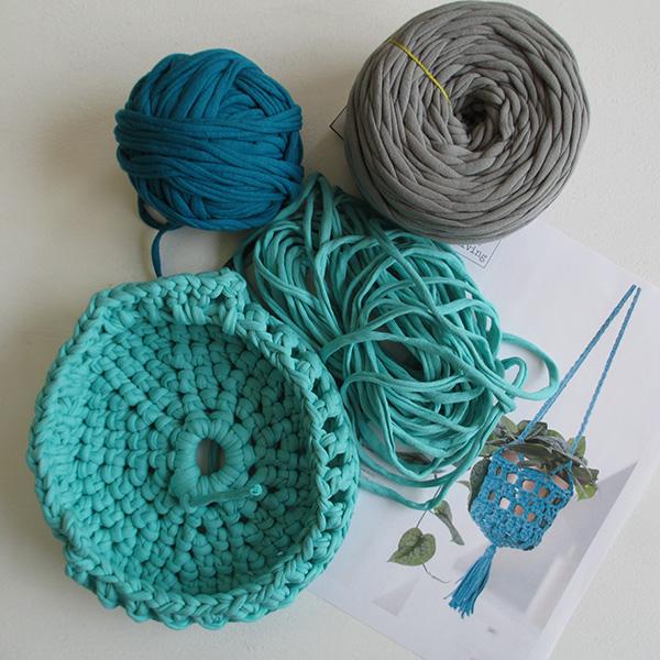 crochet UFOs plant cozy