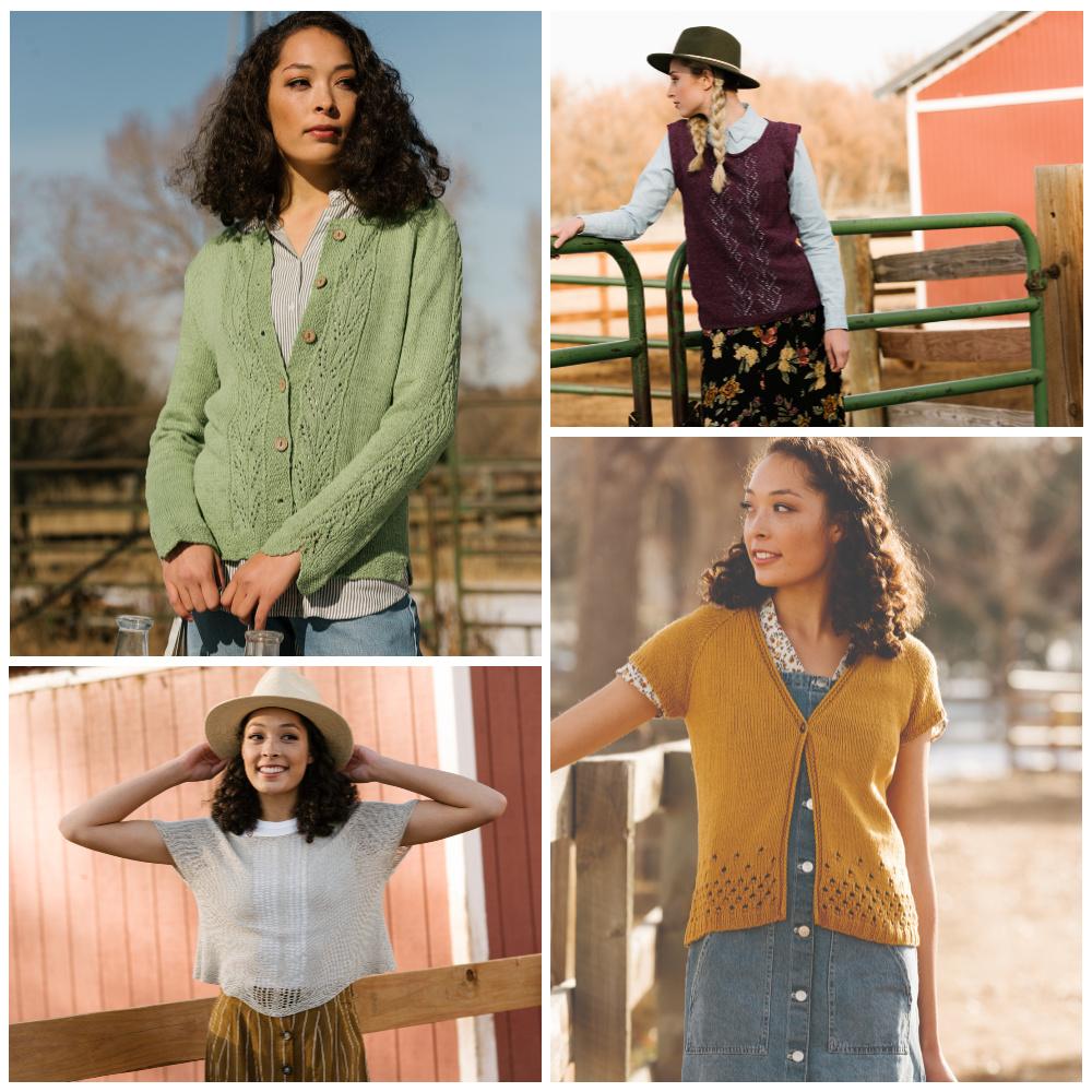 interweave knits spring 2020