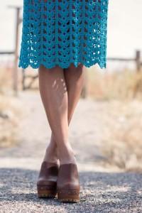 Provence Dress bottom