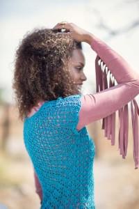 Provence Dress sleeve
