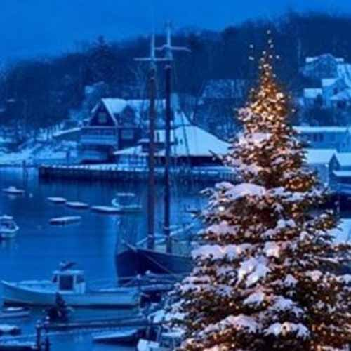 Christmas By The Sea Camden Maine.Escape To Camden Maine For A Knitting Retreat With Norah
