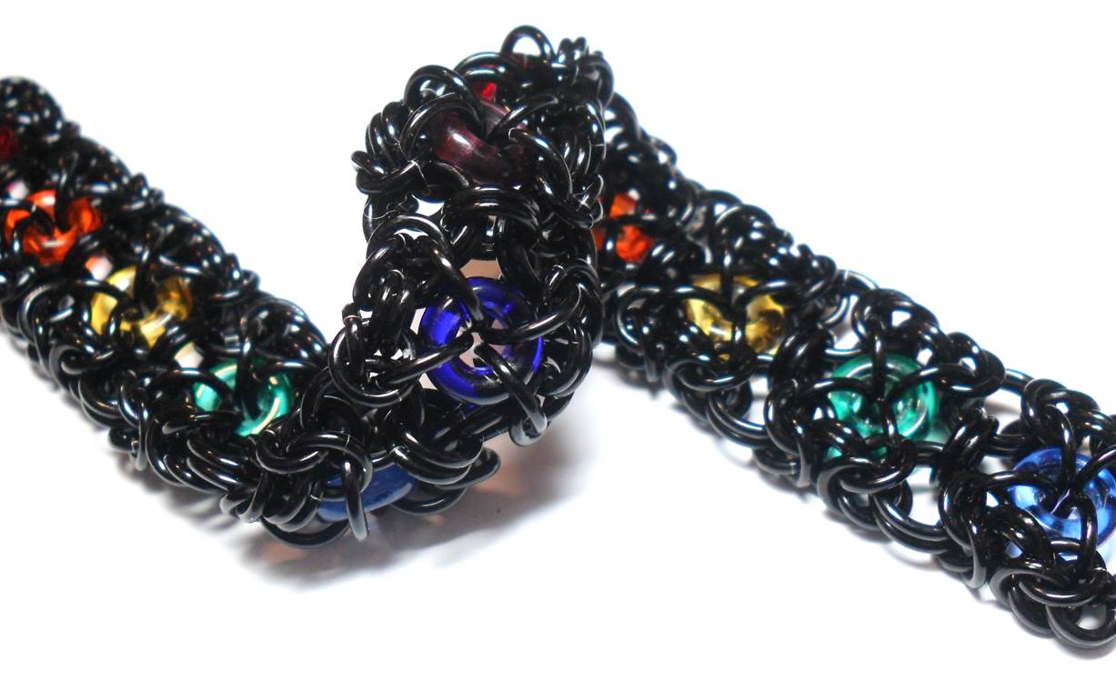 Chain Maille Jewelry Design: It's All About the Unit
