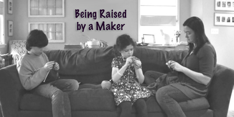Pros & Cons of Being Raised by a Maker