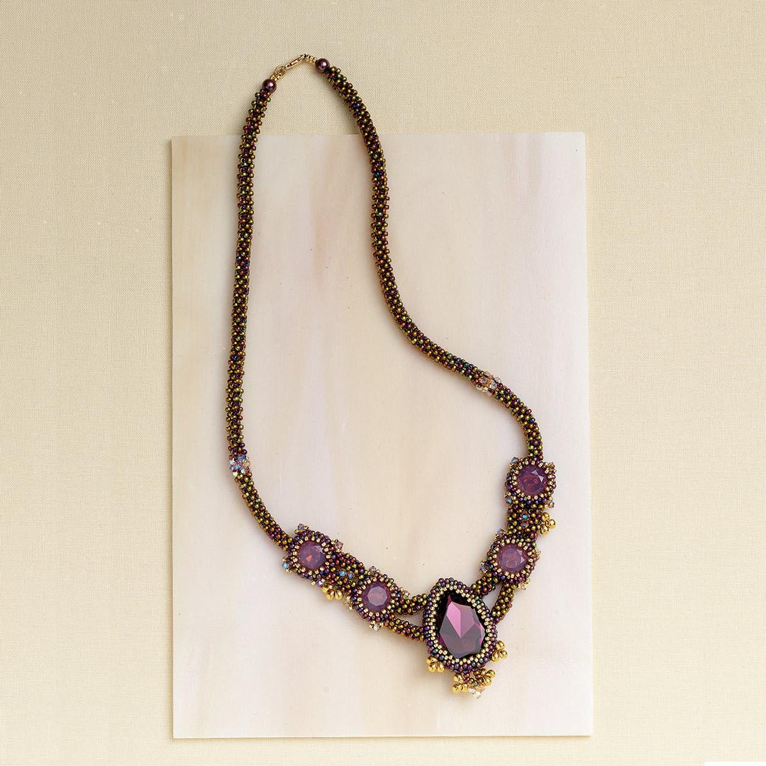 Anna Raymond's Symphony Necklace