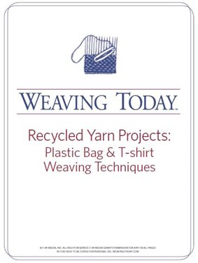 Recycled Yarn Projects: Free Projects You Have to Weave