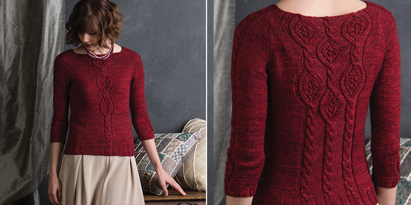 Focus on Fit: How to Refine Sweater Fit with Compound Raglan Shaping
