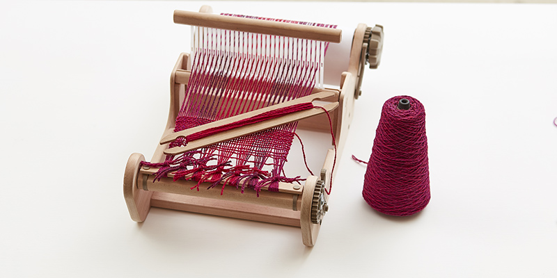 Adventures in Direct Warping a Rigid-Heddle Loom