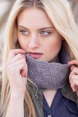 Rivulet Cowl Crochet Pattern