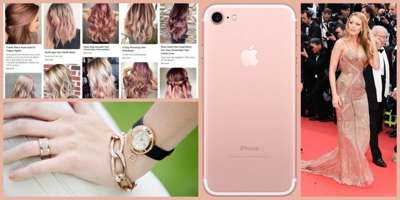 Discover the Popular Rose Gold Trend in Jewelry and Fashion