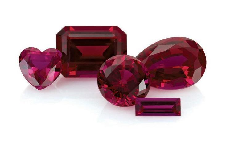ruby rubies gemstones