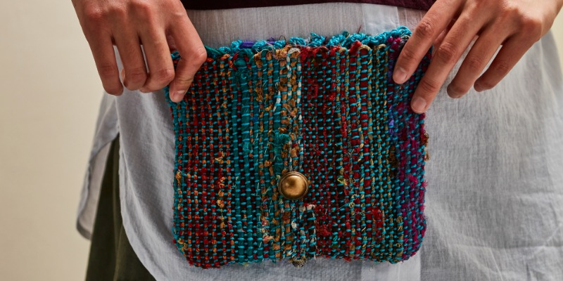 From the Streets of India to Your Loom