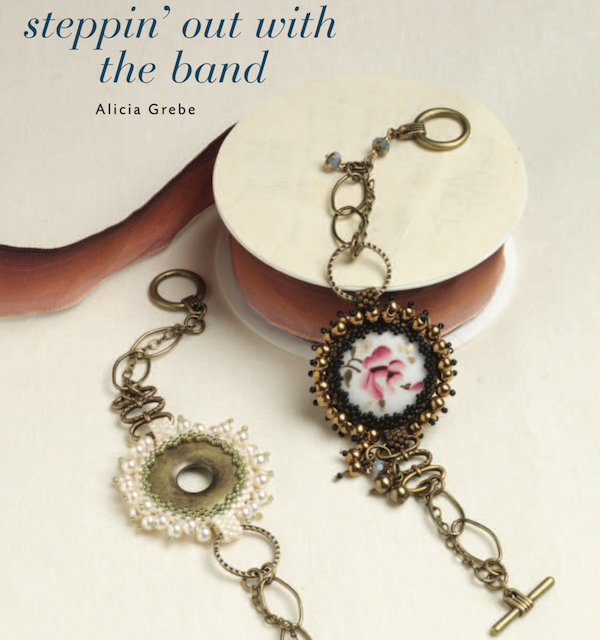"""""""steppin' out with the band,"""" by Alicia Grebe"""