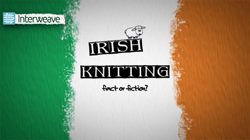 irish knitting
