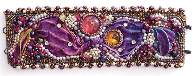 Bead Embroidery with Sherry Serafini